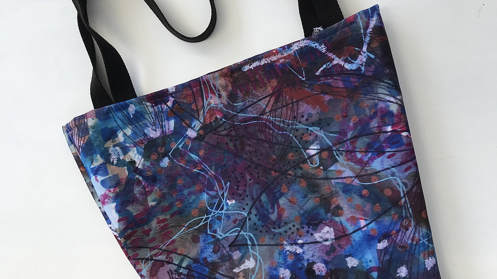 Purple Dreams - Tote Bag
