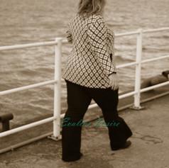A walk Along The Pier...