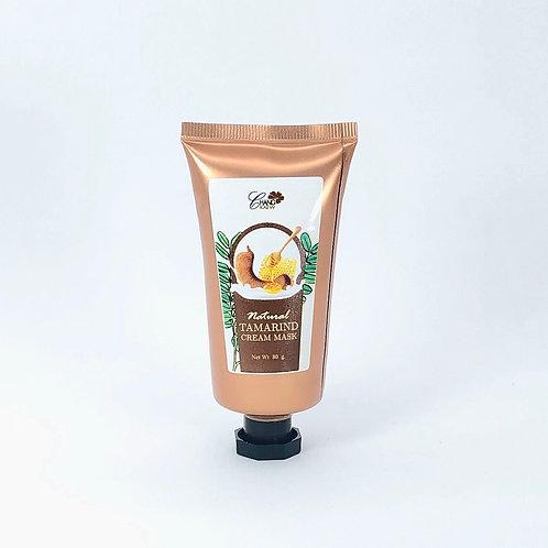ครีมมะขาม (Natural Tamarind Cream  Mask)