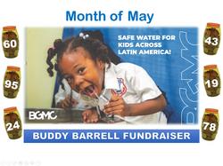 Buddy Barrel May