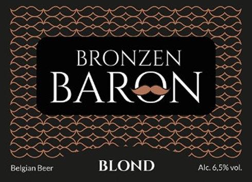 Bronzen Baron blond