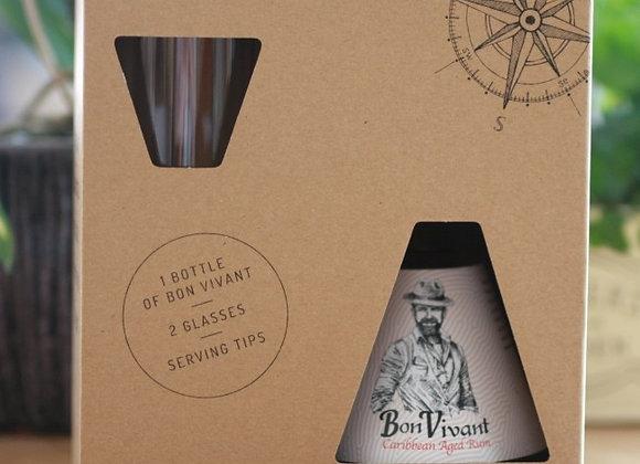 Geschenkbox Bon Vivant Rum
