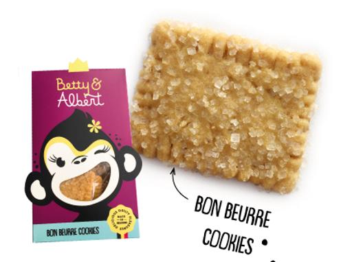Bon Beurre Cookies