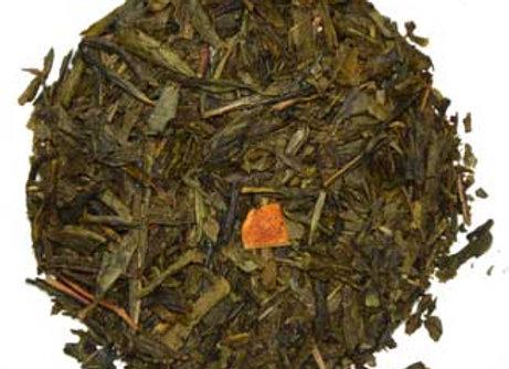 Groene citroen thee