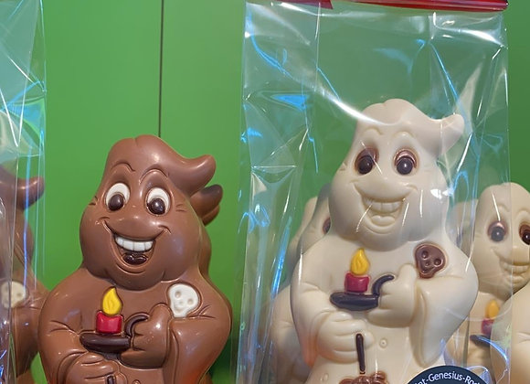 Chocolade spookje