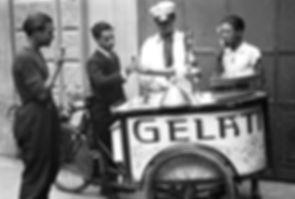 Gelato Cart Sicily