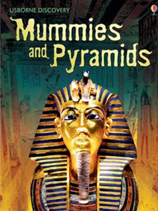 Mummies and Pyramids (Usborne Discovery)