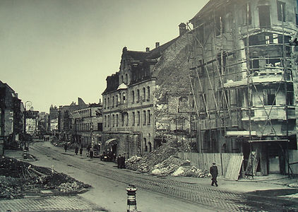 Färberstrasse 1945