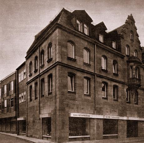 Wiederaufbau nach 1945