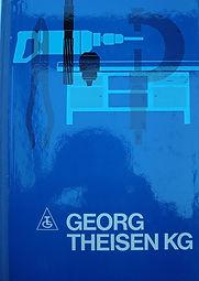 Theisen Katalog 1970