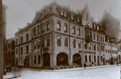 Geschäftsgebäude 1903