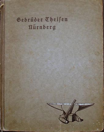 Katalog Gebrüder Theisen 1911
