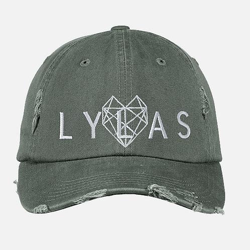 LYLAS Hat: Distressed Olive