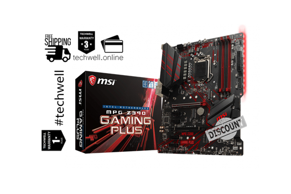 MOBO MSI Z390 GAMING PLUS