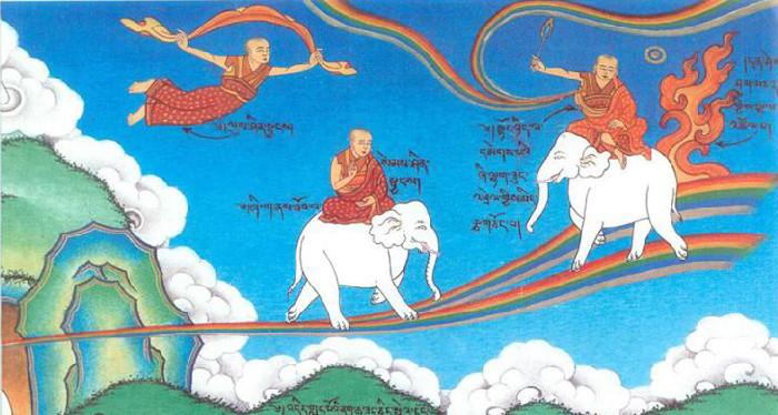Tibet'in uyku yogasi