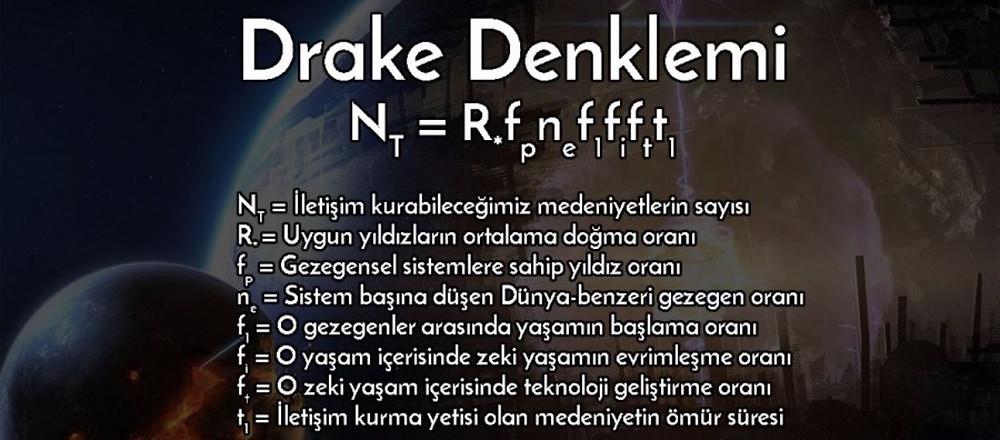 Drake Denklemi