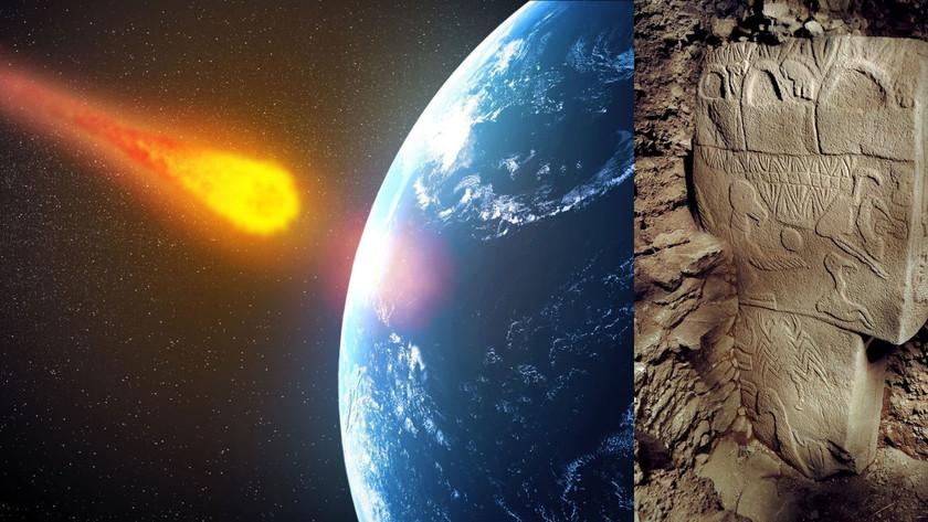 Göbeklitepe, bir kuyruklu yıldızın nasıl dünyaya çarptığını doğruluyor!