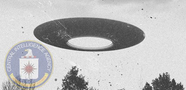 CIA ve UFO