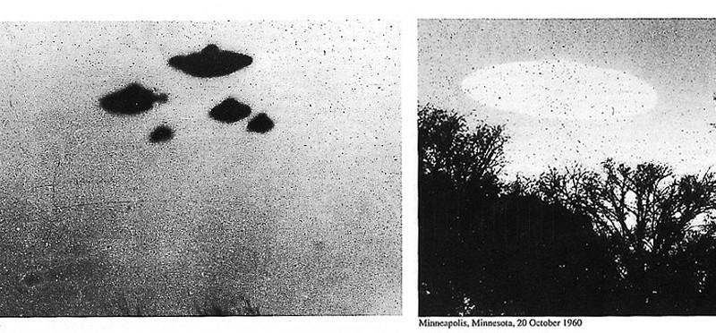CIA UFO Görüntüleri