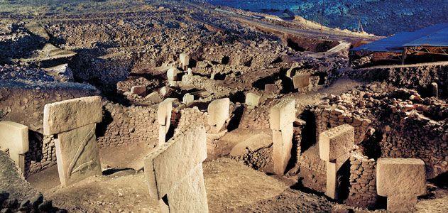 Dünyanın En Eski Tapınağı Göbeklitepe