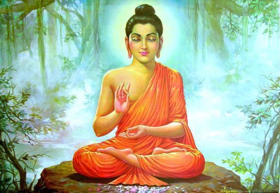 Buddha'nın Hayatı
