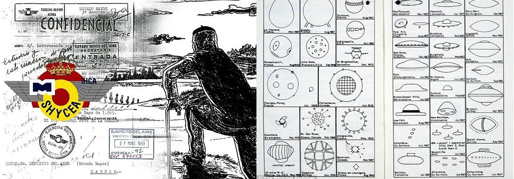 İspanya Savunma Bakanlığı UFO Dosyası