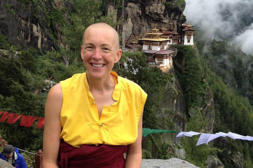 Budist rahibe olan eski bir bankacının mutluluk için tavsiyeleri!