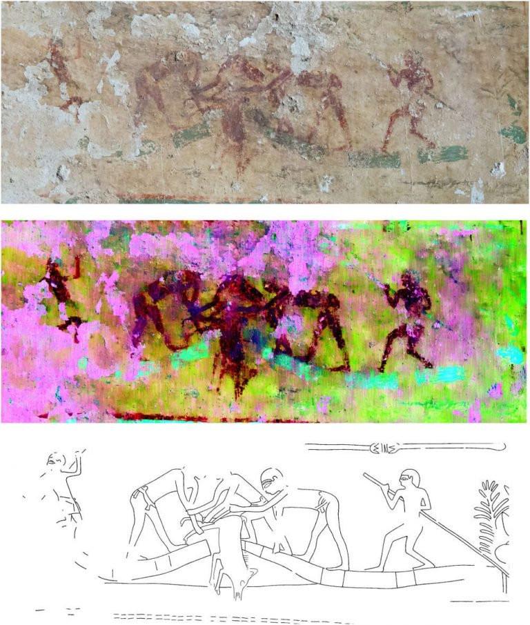 Mısır Antik Sanat Eseri