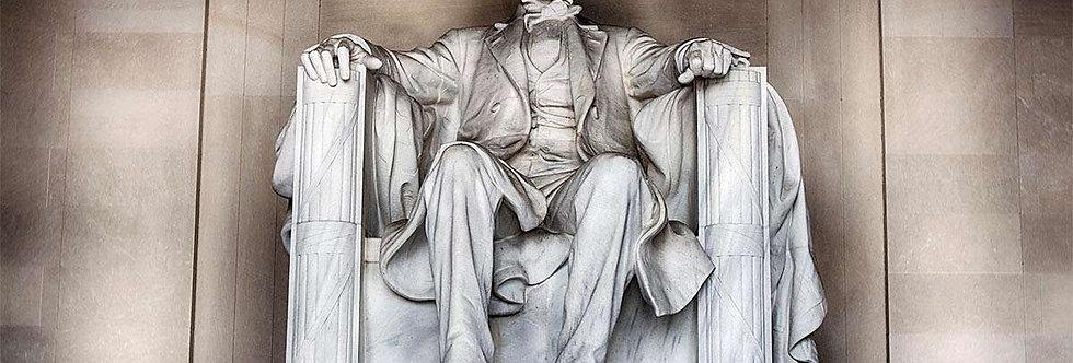 Lincoln by Andrea Izzotti