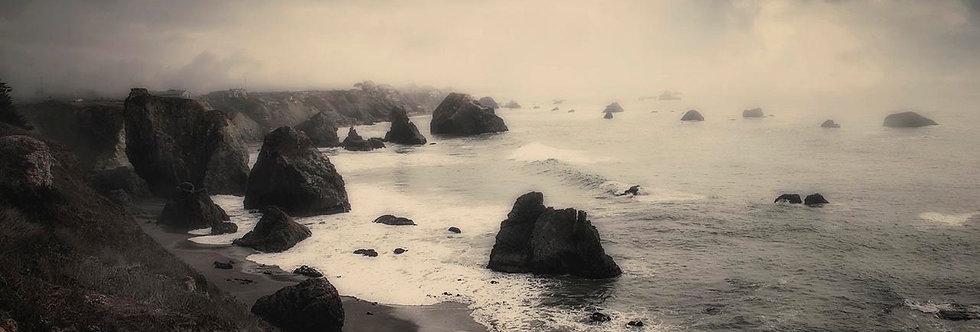 Coastline by Dirk Karsten
