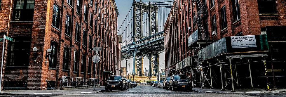 000188 Dumbo Brooklyn (Color) by ARTITECT (Panorama)