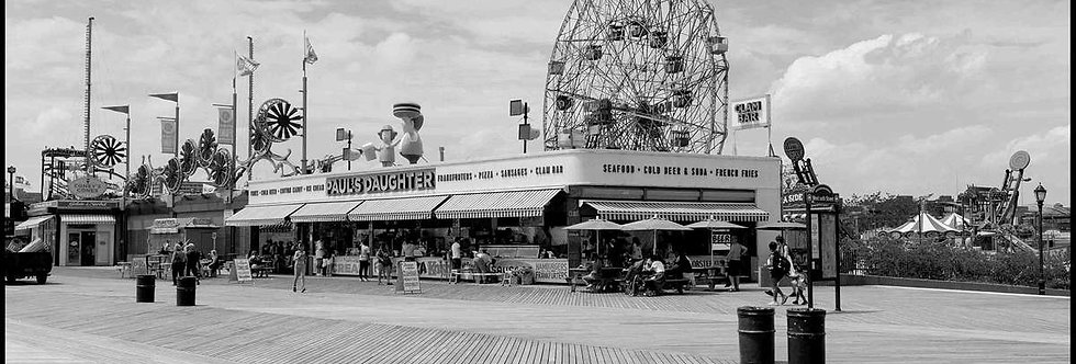 Coney Island by Rene Alink