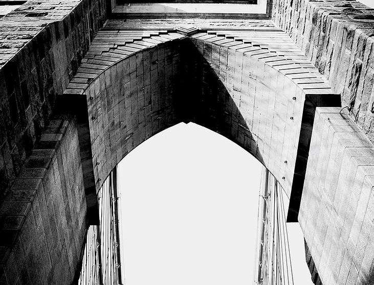 00058 Under the Brooklyn Bridge by ARTITECT