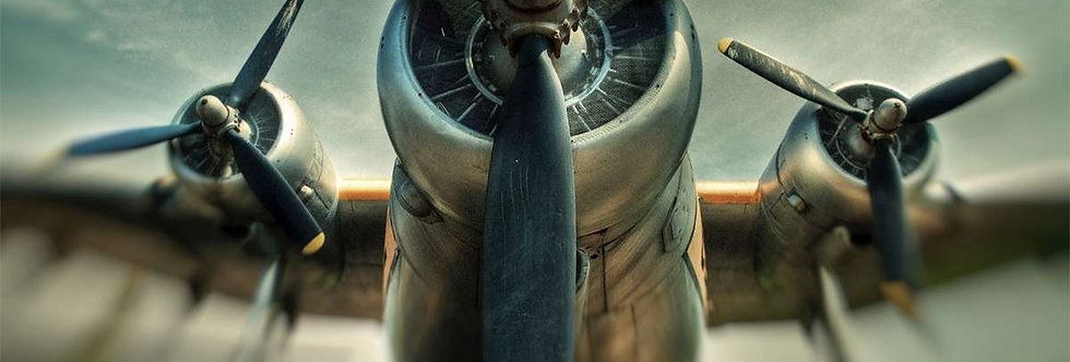 The Flying Fortress by Aridam Sen