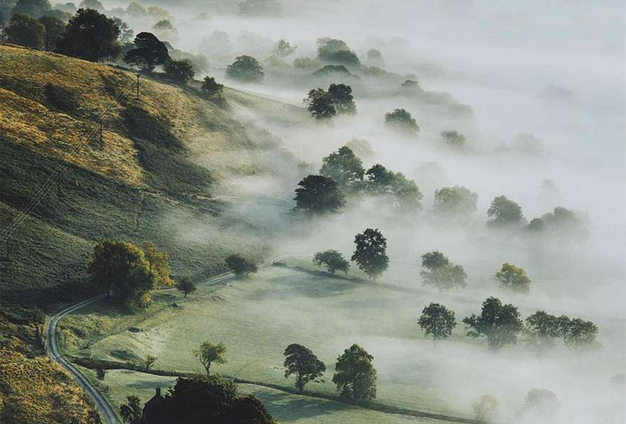 Mystic Morning by Daniel Casson