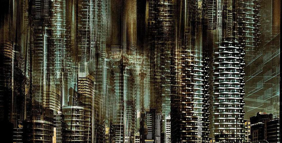 Skyfall (Square) by Sandra Sachsenhauser