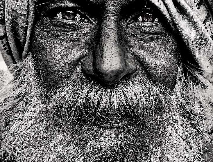 Indian Nomad by Mark Smart