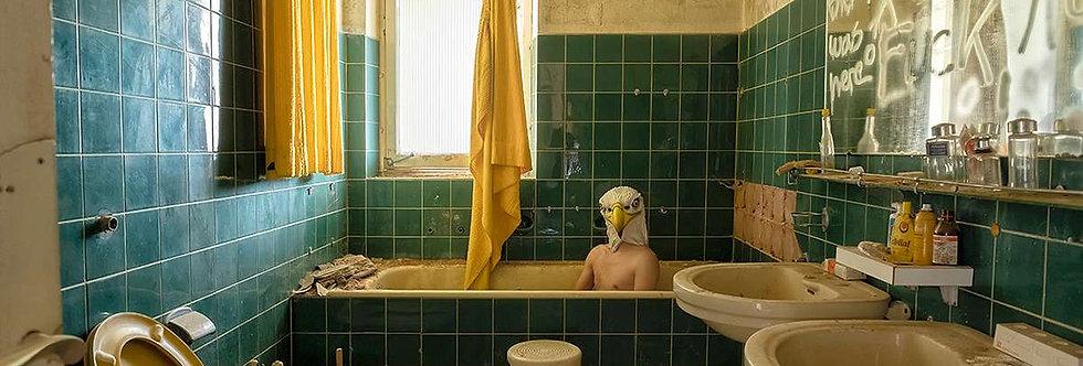 Washing my Guilt by Mark van de Heuvel