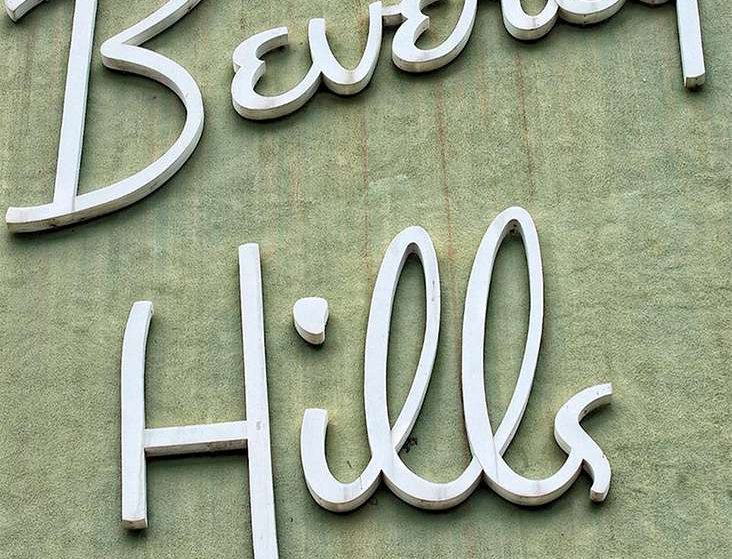 Beverly Hills by Andrea Izzotti