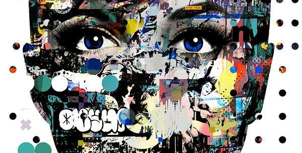 Blue Eyes by Paco Raphael