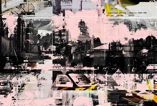 Melrose Avenue by Paco Raphael