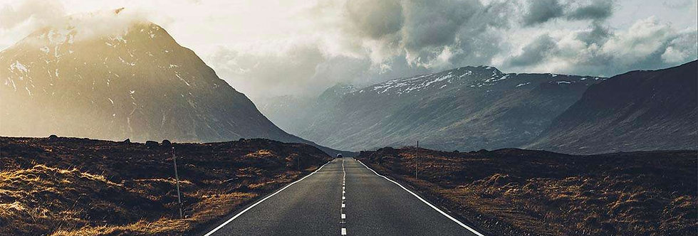 Road To Glencoe by Daniel Casson