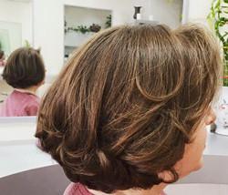 Full Wavy Hairstyle