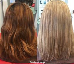 No more Orange Hair!