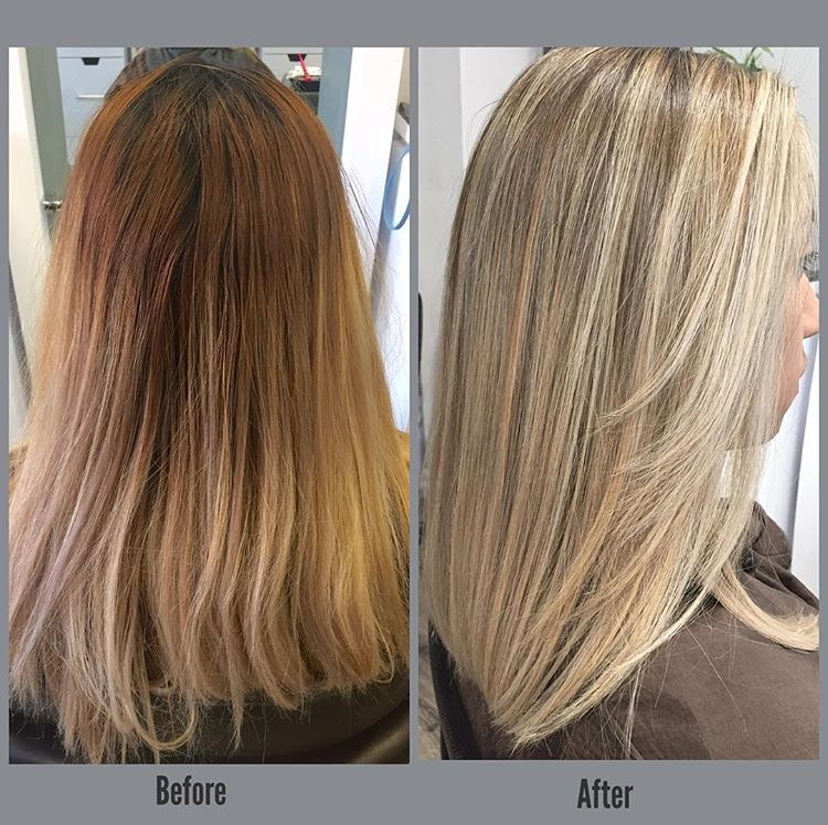 Highlights & Base Color