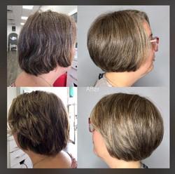 Haircut Correction