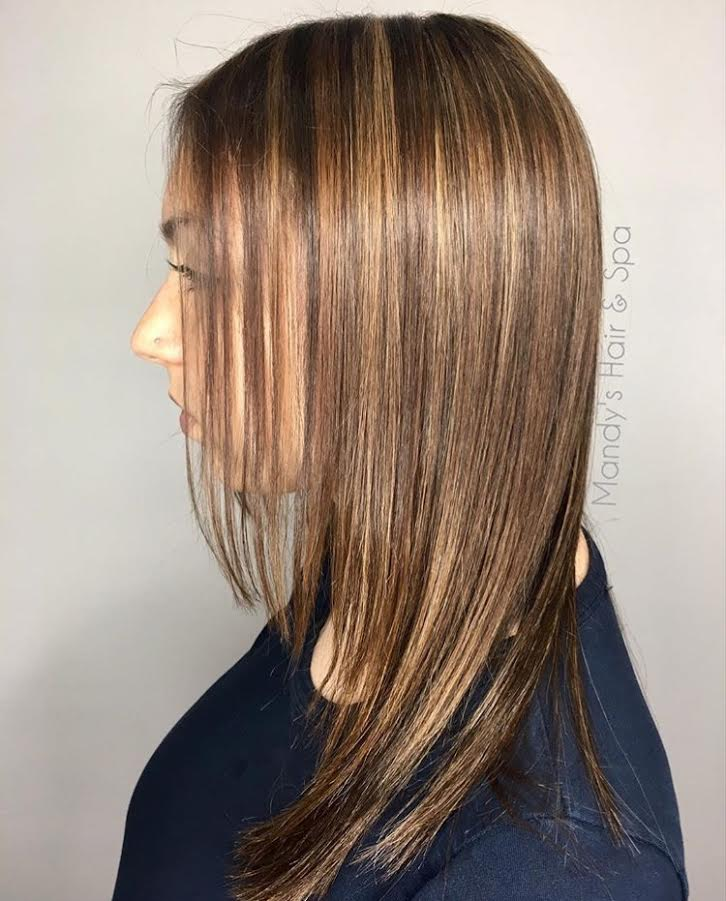 Honey & Caramel Highlights