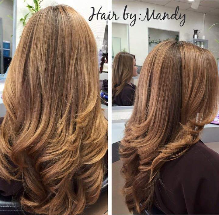 Light Warm Brown Color & Style