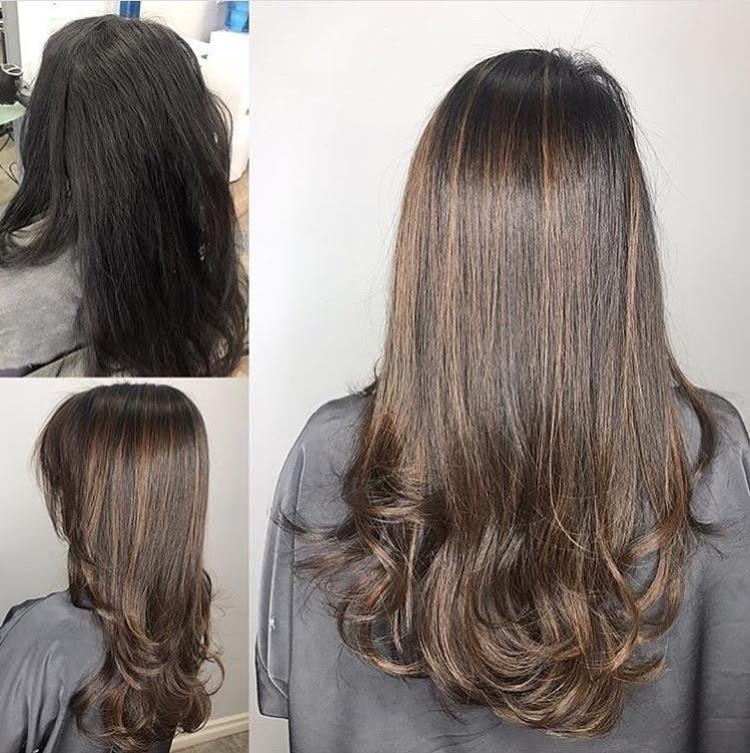 Haircut/Style & Balayage