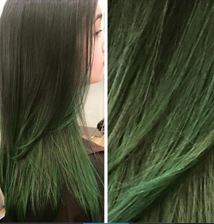 Green Ombre